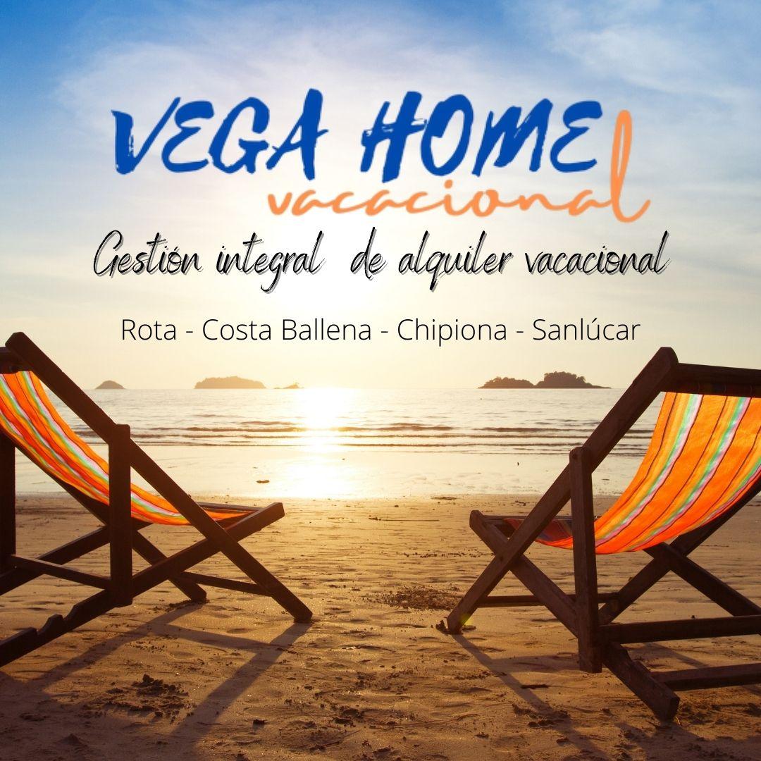 airbnb- vega home vacacional - alquiler vacacional en Rota - Costa Ballena - Sanlúcar de Barrameda y Chipiona - Costa de la luz