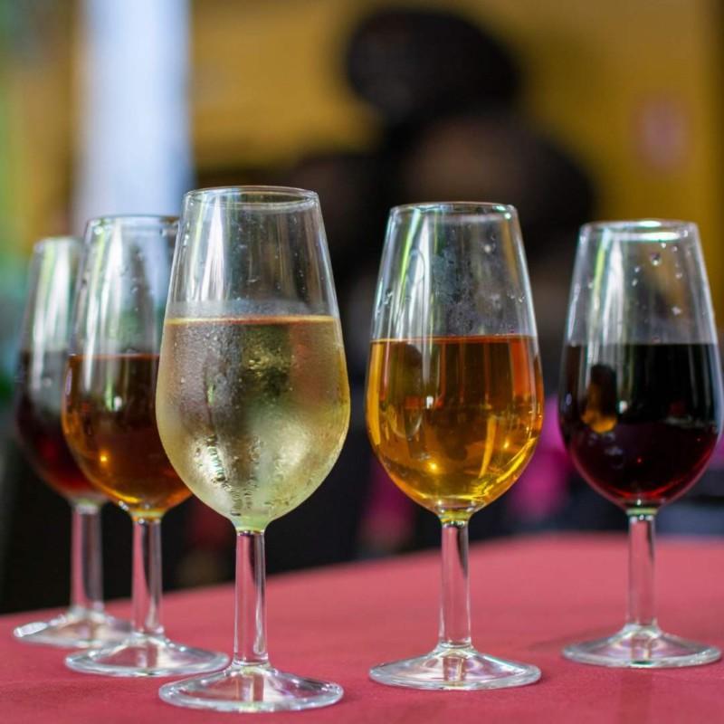 catas de vino en bodegas de sanlúcar de barrameda