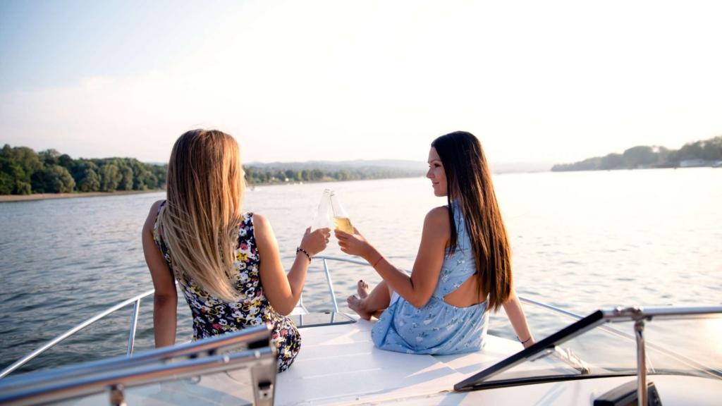 Alquiler de barcos en Cádiz para fiestas